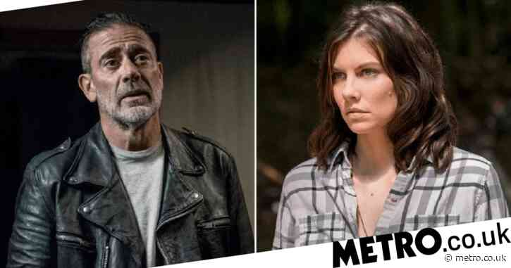 The Walking Dead's Negan reunites with Maggie in tense table read