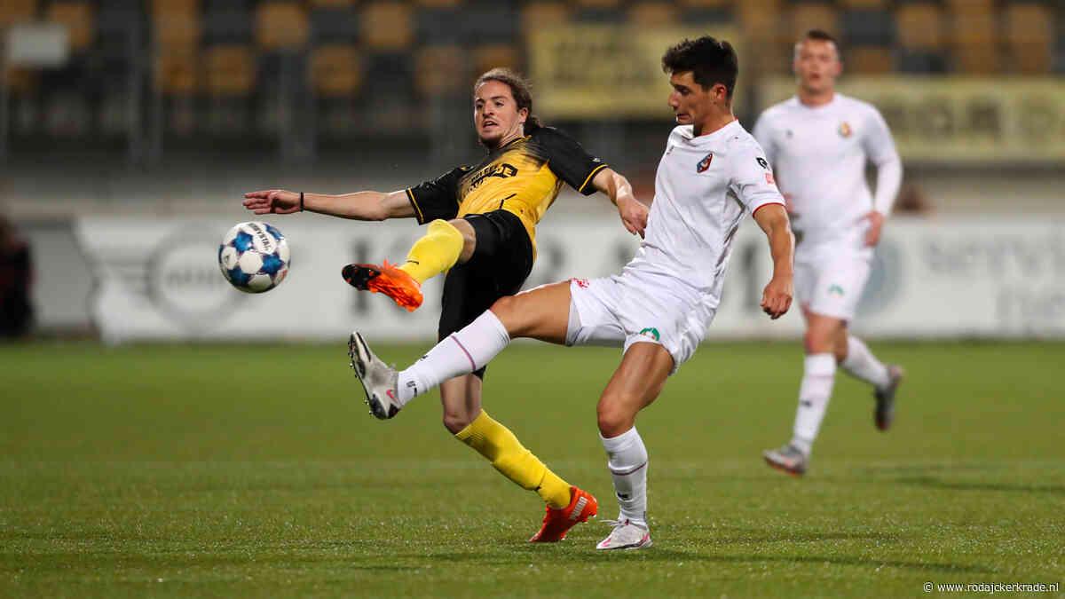 Roda JC en Telstar delen de punten