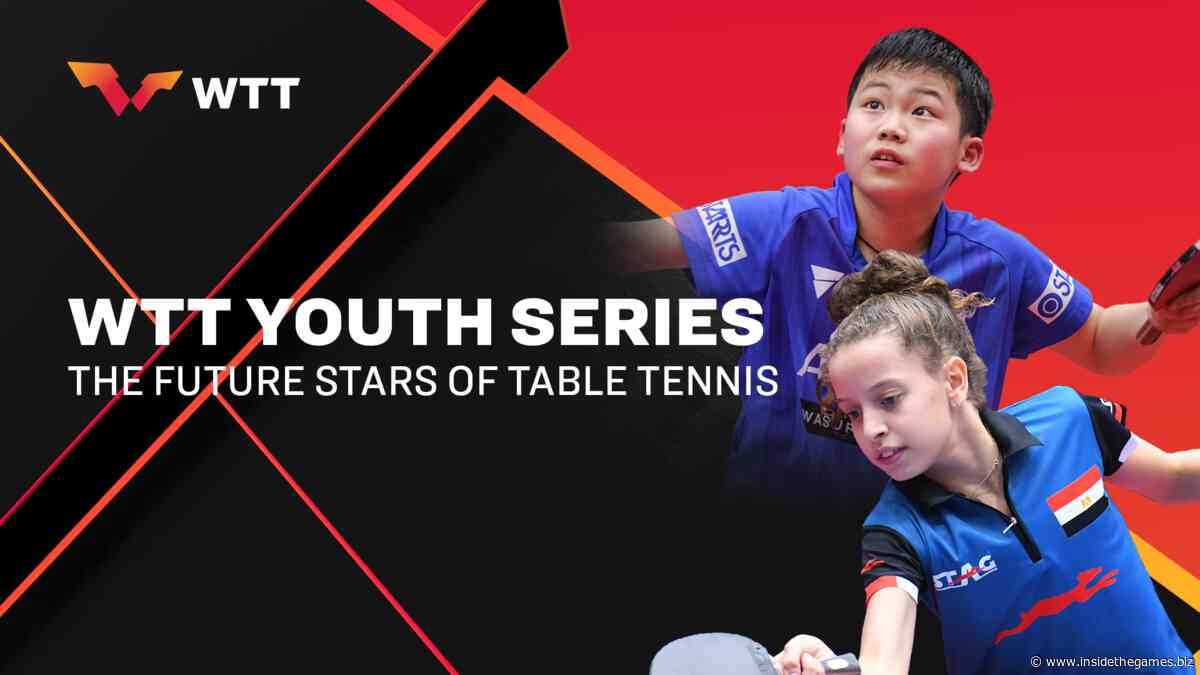 World Table Tennis Youth Series to launch in 2021 - Insidethegames.biz