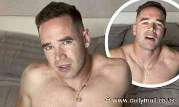 Katie Price's ex Kieran Hayler displays his ripped physique