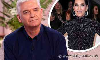 Phillip Schofield says Drag Race judge Michelle Visage helped him