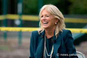 A secret identity, hid in an overhead plane bin and potentially the first First Lady to work: Everything you need to know about Jill Biden