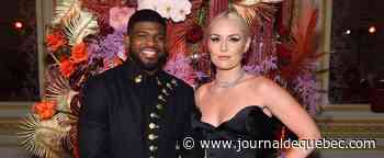 Le couple Subban-Vonn en mode attente