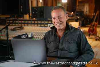Bruce Springsteen says it is 'painful' being unable to perform live