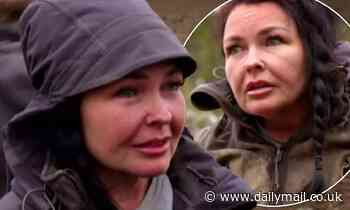 Schapelle Corby cracks under pressure while abseiling down mountain in new trailer for SAS Australia
