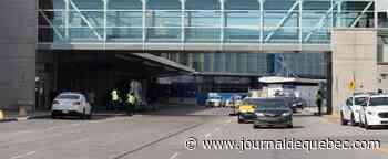 Manifestation à l'aéroport pour sauver l'industrie aérienne