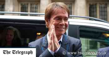 Sir Cliff Richard reveals he prayed for his accuser even though he doesn't know who he is - Telegraph.co.uk