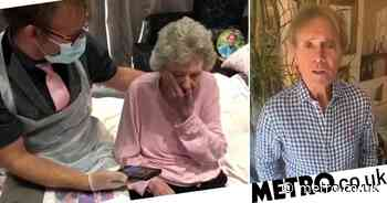 Sir Cliff Richard sends sweet video to 89-year-old fan in care home - Metro