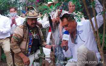 Certifican a Yuriria, Guanajuato, como la Primera Plaza de la Identidad de México - La Prensa