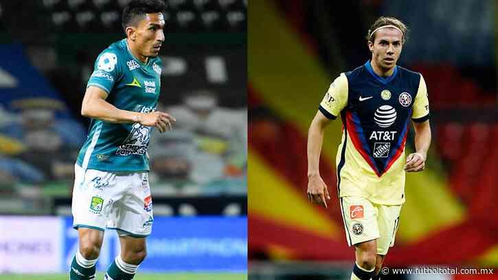 Dónde ver EN VIVO el León vs América de la Liga MX