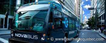 Nova Bus supprimera 85 postes à son usine de Saint-Eustache