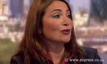 BBC's Katya Adler exposes Barnier-Macron Brexit fisheries row - 'They have to give in' - Daily Express