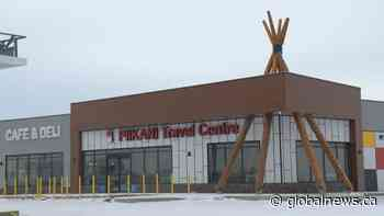 Piikani Travel Centre seeks help from Alberta Transportation
