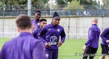 Infirmerie : Bafodé Diakité est blessé à la main - Toulouse Football Club