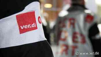 Siegen/Netphen: Verdi ruft für Dienstag zum Warnstreik auf - WR