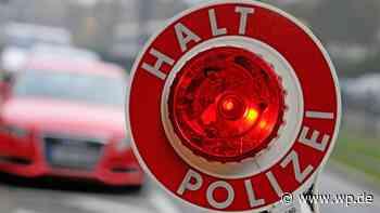 Netphen: Mit 106 km/h durch 50er-Zone in Grissenbach gerast - WP News