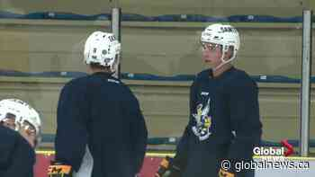 Spruce Grove Saints development model putting players in a position to be noticed by NCAA