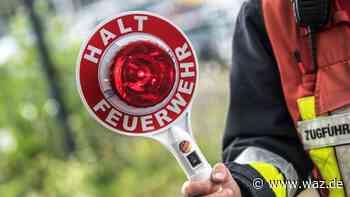 Herner Feuerwehr löscht Imbiss-Brand in Herne-Mitte - Westdeutsche Allgemeine Zeitung