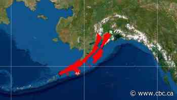 No tsunami risk in B.C. after big quake off Alaska coast