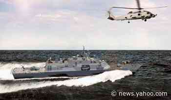 US pitches Greece on a frigate co-production deal