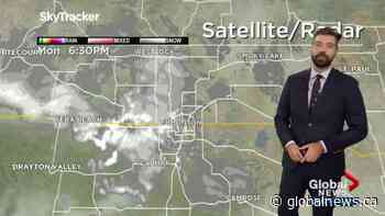 Edmonton weather forecast: Monday, October 19, 2020