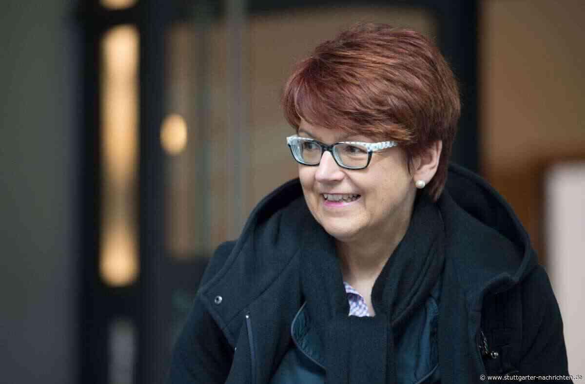 CDU-Kandidatin für Backnang/Schwäbisch Gmünd - Gräßle soll Barthle beerben - Stuttgarter Nachrichten