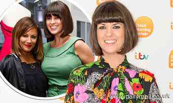 Dawn O'Porter says late pal Caroline Flack has been 'watching out for her' since her death