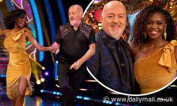 Strictly 2020 star Bill Bailey admits to having dancing lessons prior to appearing on the show