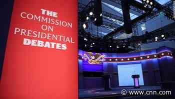 The Commission on Presidential Debates decided changes were needed after  Trump drove the first debate into chaos by repeatedly interrupting Biden
