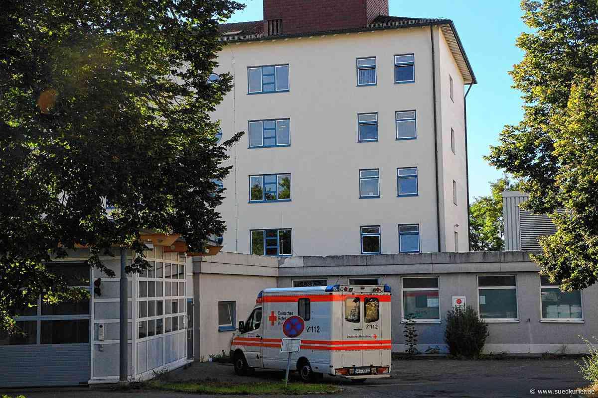 Kreis Sigmaringen: Ein Besuchsverbot gilt ab Dienstag für die SRK-Kliniken im Kreis Sigmaringen - SÜDKURIER Online