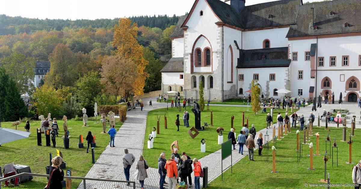 """Kunstmarkt """"Fine Arts"""" zu Gast in Kloster Eberbach - Wiesbadener Kurier"""