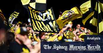 How Richmond have embarrassed Dons, Pies and Blues