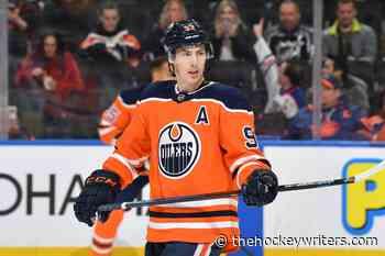 Edmonton Oilers Need to Re-sign Ryan Nugent-Hopkins - The Hockey Writers