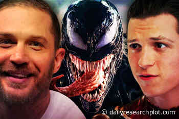 Rumors about Tom Hardy's Venom to appear in Spiderman 3- - Daily Research Plot