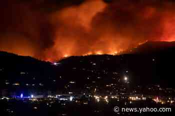 'Smoke coming from everywhere': Cameron Peak, Calwood fires continue to rage in Colorado