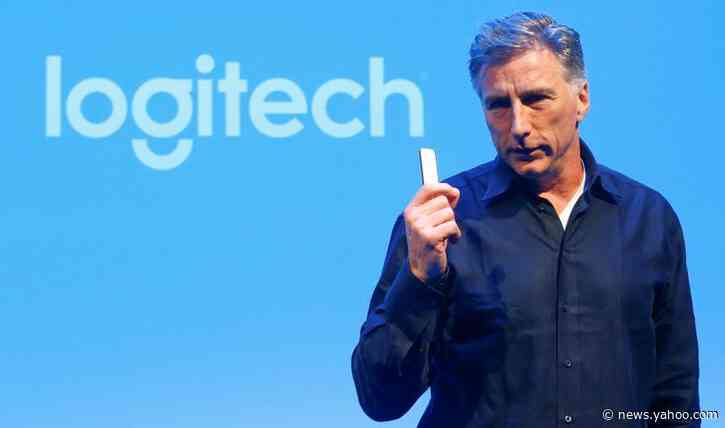 Logitech reports 75% jump in quarterly sales, raises full-year outlook