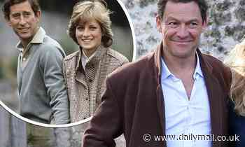 The Crown: Dominic West 'to play Prince Charles at time of affair'