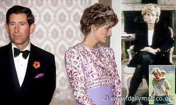 Princess Diana 'said Prince William should succeed the Queen'