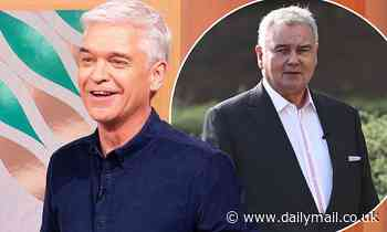 Phillip Schofield spells Eamonn Holmes' name wrong in new book