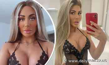 Chloe Ferry eschews surgery as she shares 1300 calories-a-day diet