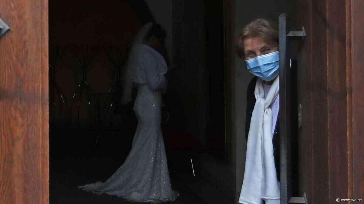 Corona-Folgen in Hamm: Brautpaare bestellen Aufgebot ab - Westfälischer Anzeiger
