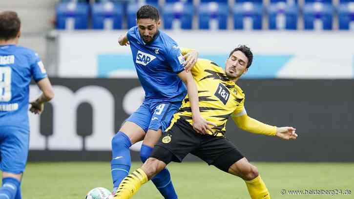 TSG Hoffenheim verliert gegen BVB - Frust bei Manager Rosen - heidelberg24.de