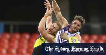 Fremantle put Hogan and Blakely on the trade table