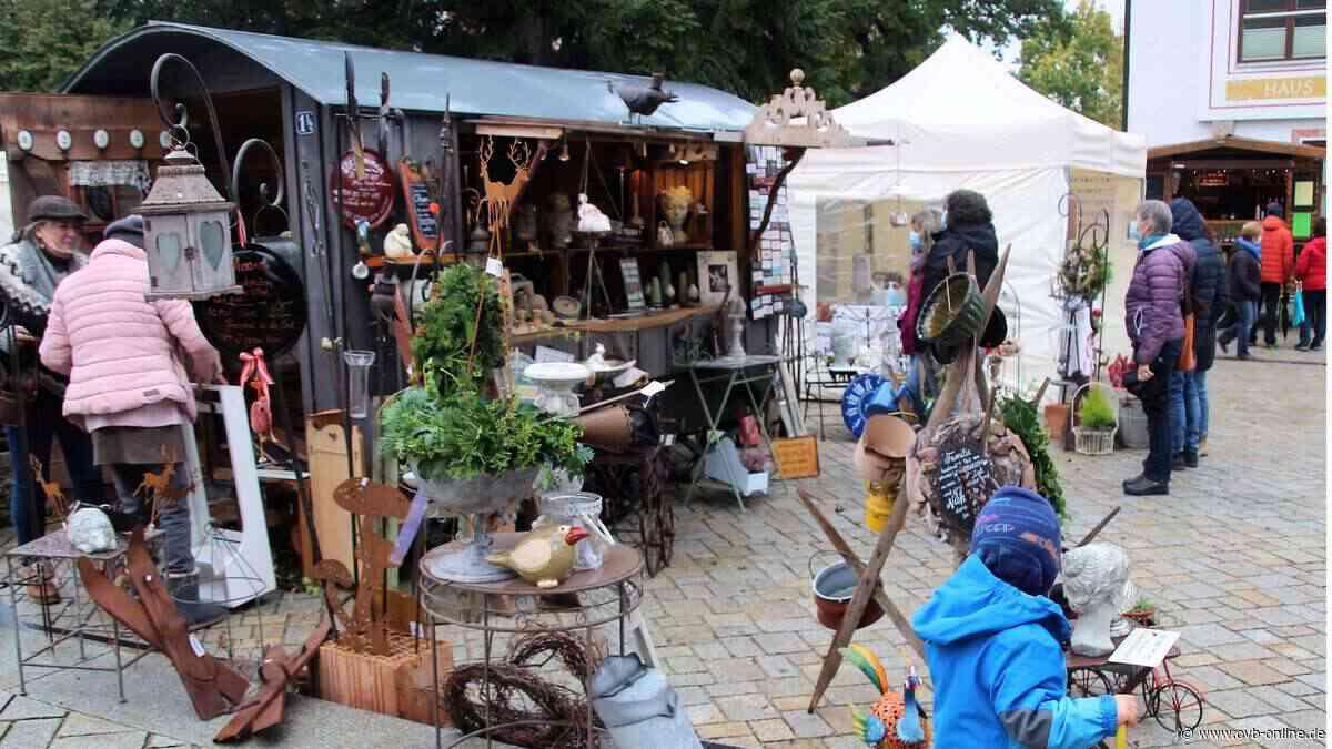 Kirtamarkt in Bad Feilnbach: Schönes für Daheim - ovb-online.de