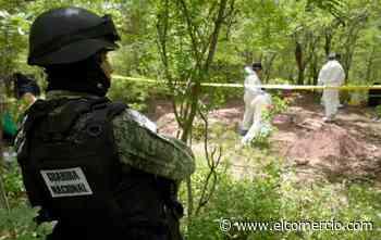Fiscalía de estado mexicano de Sinaloa reconoce 1 217 muertos sin identificar