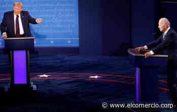 Organizadores apagarán los micrófonos de Trump y Biden durante partes del debate