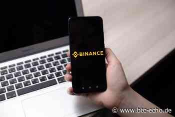 Binance bezuschusst DeFi-Projekte aus 100-Million-US-Dollar-Fonds - BTC-ECHO | Bitcoin & Blockchain Pioneers