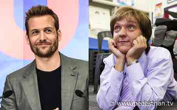 We Asked Gabriel Macht About 'Suits', But He Asked Us About Chris Lilley - Pedestrian TV