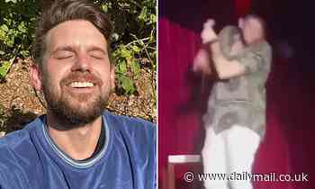 Comedian Alex 'Shooter' Williamson says he is having mental health battle after Adelaide pub brawl