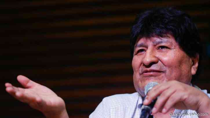 Morales says intends to return to Bolivia after ally claims election victory